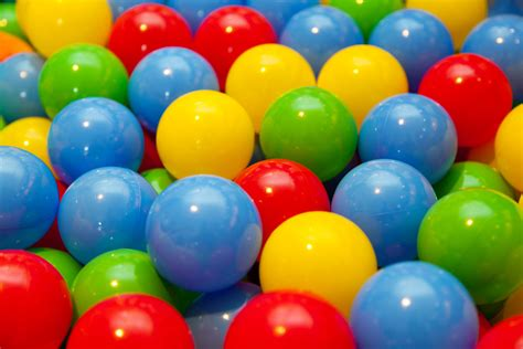 colorful play balls free stock photo domain pictures