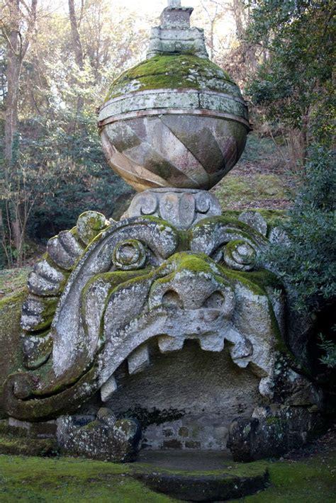 giardino dei mostri bomarzo venerd 204 d italia il parco dei mostri di bomarzo