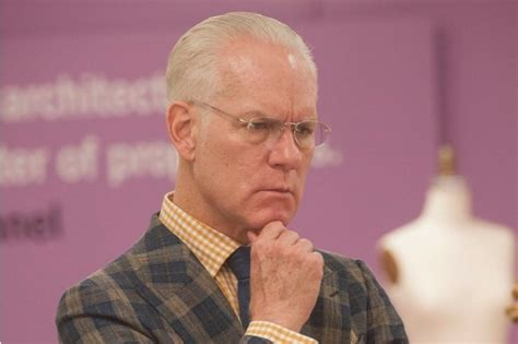 Project Runways Tim Gunn Gets A New Fancy Gig by Project Runway Seeing