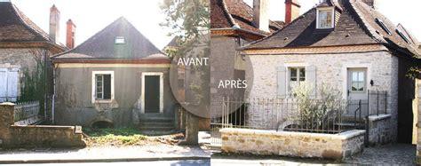 Maison Renover Avant Apres 4384 by Renovation Maison Ancienne Avant Apres Cuisine Naturelle