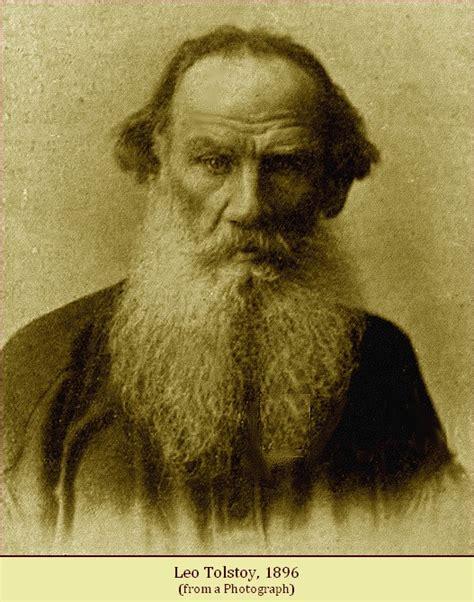 biography of leo tolstoy leo tolstoy