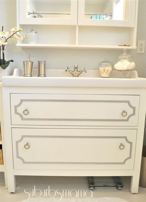 Ikea Bathroom Vanity Hack Pinterest Discover And Save Creative Ideas