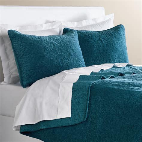 blue velvet bed midnight blue velvet bedding collection world market