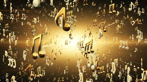 wallpaper gold music golden music notes background by hk graphic videohive