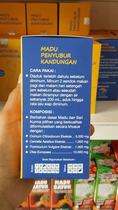 Tips Gugurkan Kandungan Pakai Air Ragi Madu Penyubur Kandungan Alzafa Store
