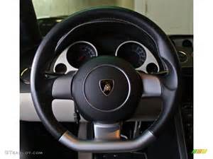 Lamborghini Gallardo Steering Wheel 2007 Lamborghini Gallardo Nera E Gear Steering Wheel