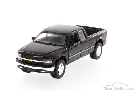 chevrolet truck toys chevy silverado up truck black maisto 31941bk 1