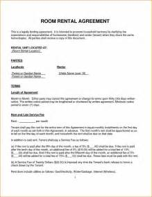 House Rental Agreement Template by House Rental Agreement Template Word Sletemplate123