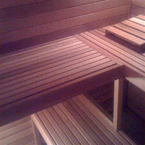 sauna bench commercial 2 quot x2 quot sauna benches