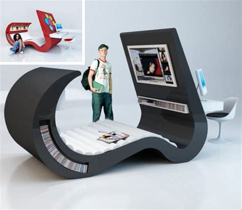chaise gamer pc level up 19 gorgeously geeky pieces of gaming furniture urbanist