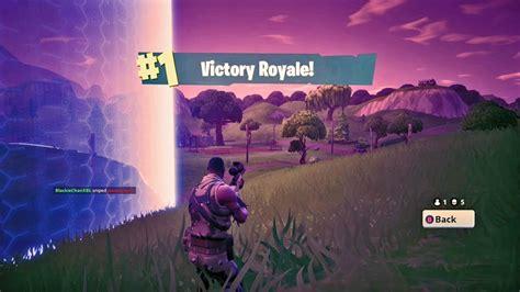 fortnite win dodging rockets epic fortnite win my win