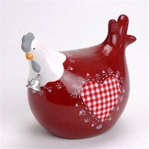 d 233 coration cuisine poule