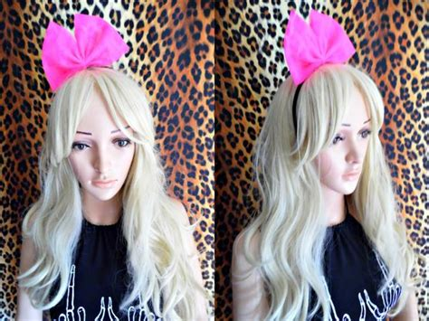 how to make a madonna hair bow madonna hair bow tutu factory uk