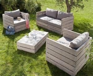 16 diy creative outdoor furniture always in trend