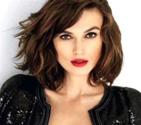 hair cuts for slightly wavy hair 10 short hairstyles for thick wavy hair short