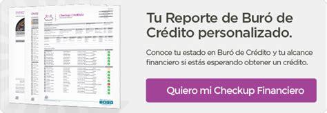 que es buro de credito reporte especial de buro de credito para personas morales