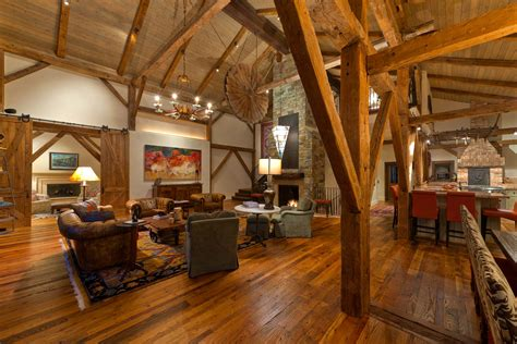Renovated Loft With Industrial telluride dutch barn heritage restorations