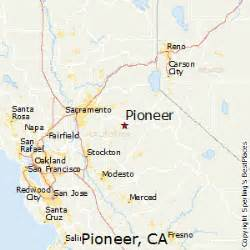 best places to live in pioneer california