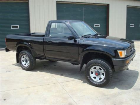 1993 Toyota 4x4 Purchase Used 1993 Toyota Tacoma 4x4 22re 4 Cylinder 5