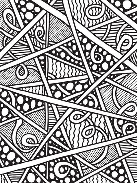 doodle designs to print abstract doodles print to color