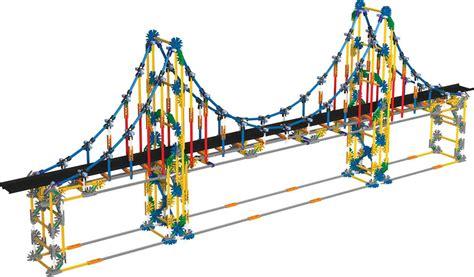 knex education real bridge building set creative