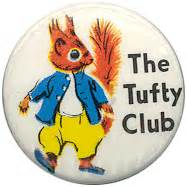 The tufty club exposed on scary squirrel world