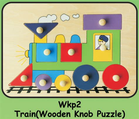 Wooden Knob Puzzles by Wooden Knob Puzzle Quot Quot Educational Toys