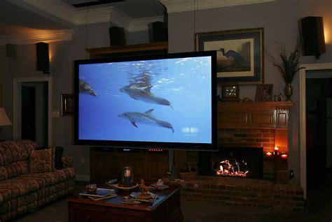 living room screen living room movie screen innovative home media