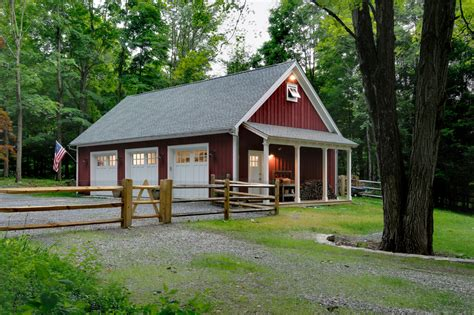 barns and garages pole barn ideas garage and shed traditional with american