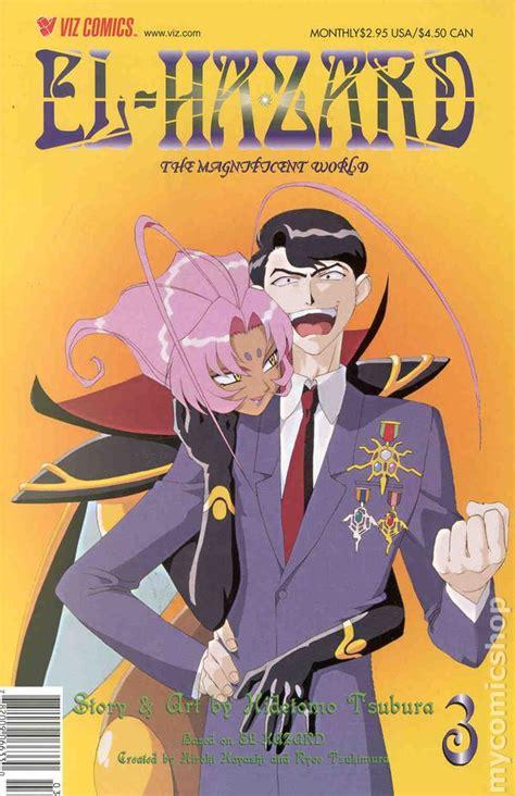el hasar el hazard the magnificent world part 1 2000 comic books