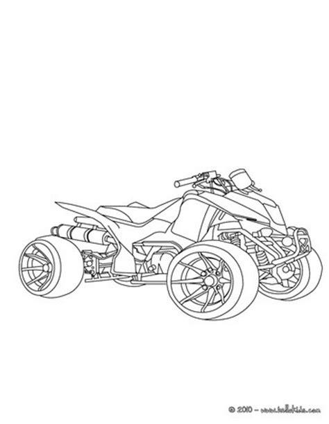 coloring pages quad bike quand coloring pages hellokids com