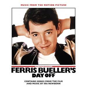 Ferris Bueller Song Ferris Bueller S Day Soundtrack Cd Pop Songs And Ira