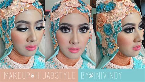 tutorial make up pengantin terbaru cara make up pengantin modern saubhaya makeup