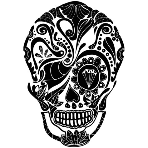 imagenes de calaveras blanco calaveras mexicanas fondos blanco y negro imagui