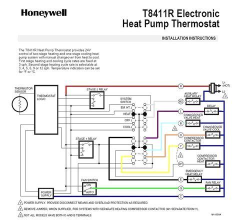 Carrier Hvac Thermostat Wiring Diagram