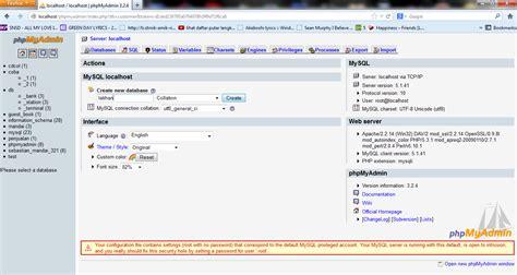 membuat database pelanggan dengan excel membuat database serta tabel menggunakan xampp