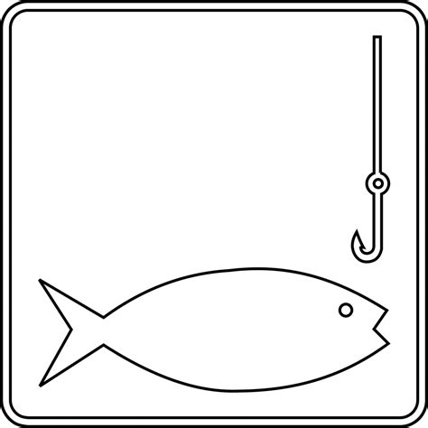 Fish Outline Clip by Simple Fish Outline Clip Clipart Panda Free Clipart Images