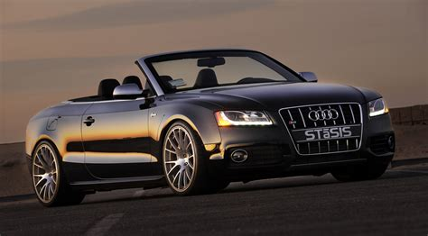 Audi S5 Cabrio by Audi S5 Cabriolet 3 0 Touring Edition Stasis Race