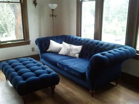 velvet navy living room set fabric living room sets furniture luxurious tufted chesterfield sofa for living