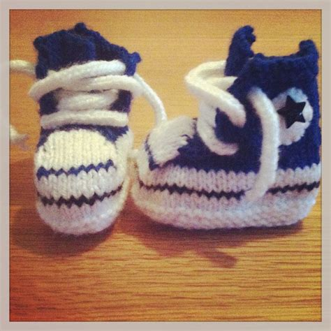 knitted converse baby booties pattern pin by teresa saathoff on babies