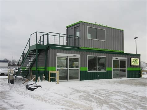 Create Floor Plans Online retail and office space using shipping containers mods