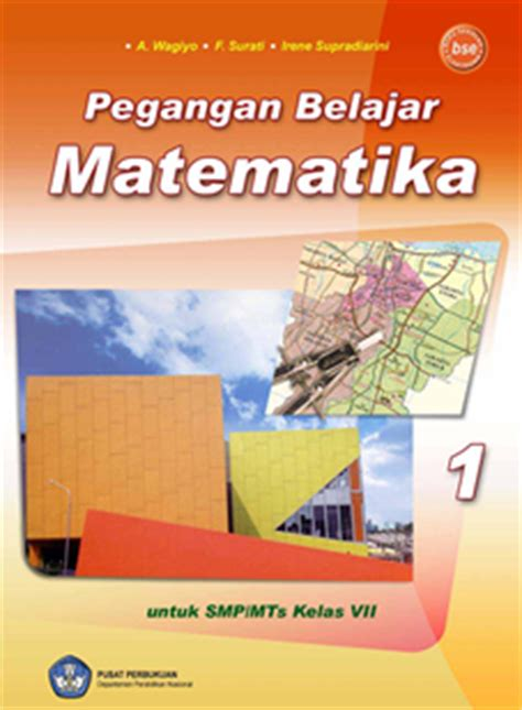 Buku Matematika Smp Jl 2a pegangan belajar matematika smp vii