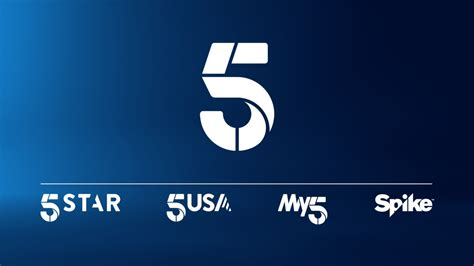 News Five Who My by Channel 5 Rebrands Creative Review