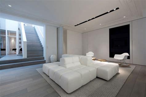 minimalistisch einrichten in schwarz wei 223 einrichten minimalistische luxus wohnung