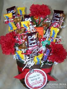Candy Bouquets Delightful Order Candy Bouquet Tutorial