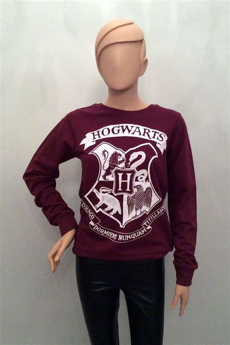 Sweater Logo X Roffico Cloth details about primark official harry potter hogwarts crest logo jumper sweatshirt logos