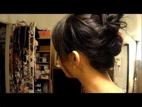 hair download movie 3 minute summer updo for short hair works on long hair