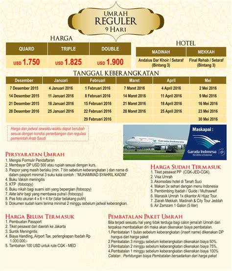 paket umroh reguler 2015 travel umroh haji plus paket november 2015 alhijaz travel umrah dan haji khusus