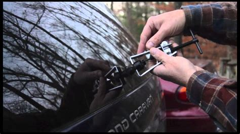 change  rear wiper arm   minivan youtube