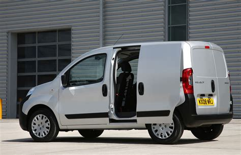 peugeot bipper van peugeot bipper van is awarded fleet world s best van of